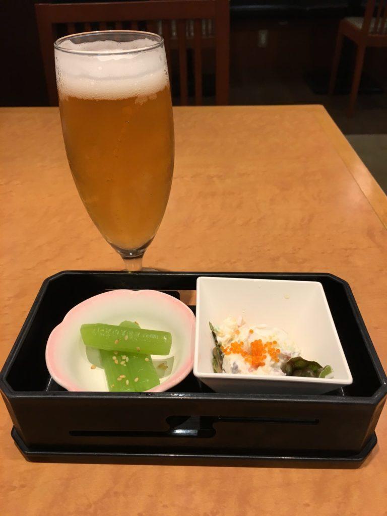 静岡での食事 1